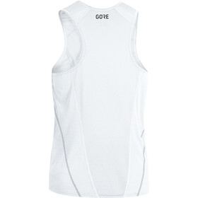 GORE WEAR R5 Camiseta sin mangas running Hombre, white